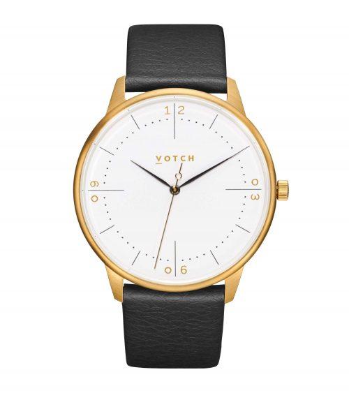 Gold & Black | Aalto Watch