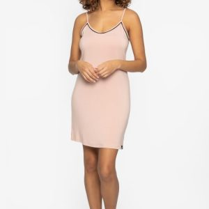 BAMBOO Chemise in Pink
