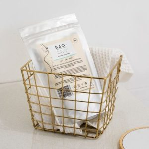HAPPY BATH SALTS 300g - Bao Lifestyle BathSalts 500x500