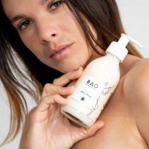 REVIVING BODY CREAM 200ml - Bao Lifestyle BodyCreamModel 1 500x500