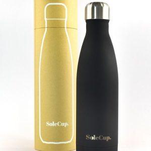 SoleCup travel water bottle