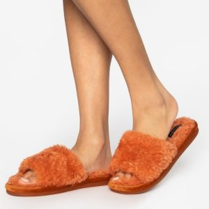 Candy Slippers in Spice – Pack of 8
