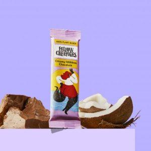 25 x 25g Creamy Milkless Chocolate