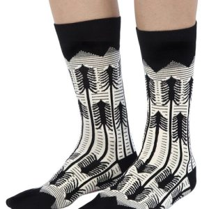Forest Socks (Small Size)