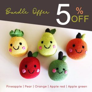 Friendly Fruit Bundle 2 - Friendly Fruit Bundle 2 500x500