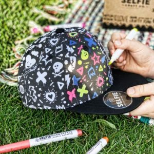 Graffiti Colour In Snapback Cap - Grafitti Snapback 4 600x600 1 500x500