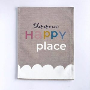 Our Happy Place – Art Print – SWEET Colourway (Pack Size 2 - mix and match available) - Happy wall hanging SWEET PRODUCT 600x600 1 500x500