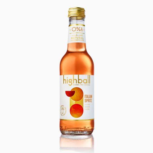 Highball Italian Spritz – 250ml – Case of 12