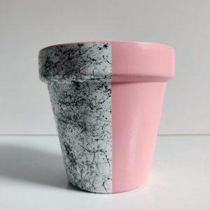 Half Splatters – Pink