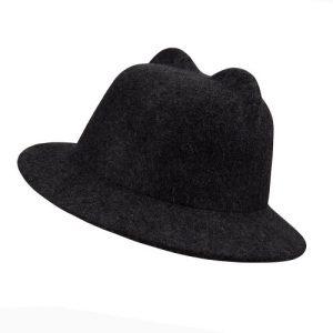 Ear Hat - Dark gray - IMG 6148 500x500