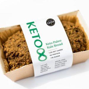 Organic Paleo Kale Bread 400g - 6 loaves per case - Kale Bread 427x640 1 427x500