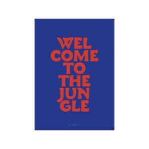 Weightless – Welcome to the jungle Poster