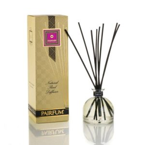Black Orchid Large Reed Diffuser 250 ml – Bell Shape (Case of 4)