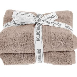 Spa Luxury Egyptian Cotton Bath Towel Set