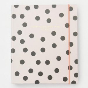Scattered Spot Organiser Notebook - SPO101 1800x1800 500x500