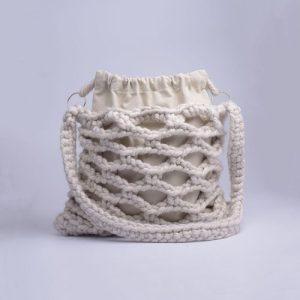 Grete Alpaca wool beige
