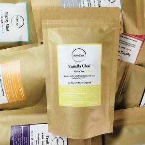 Vanilla Chai Loose Tea