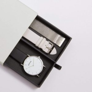 Silver & Black | Classic Gift Set