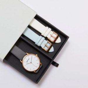 Rose Gold & Slate Grey | Moment Gift Set