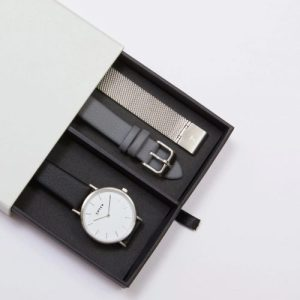 Silver & Black | Classic Petite Gift Set