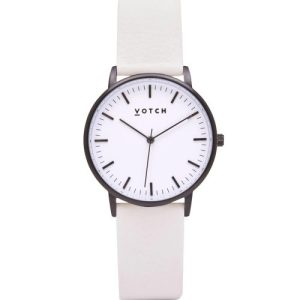 Black & Off White   Moment Watch