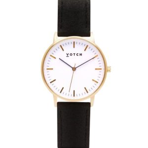 Gold & Piñatex | Moment Watch