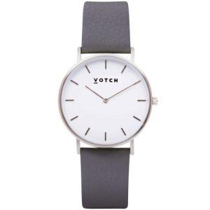 Silver & Slate Grey | Classic Watch