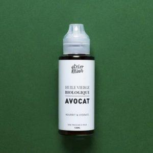 Organic virgin avocado oil   120mL - avocat120 ferme 540x 500x500