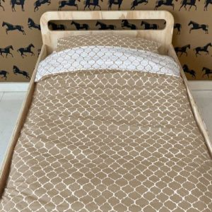 Tuck-Inn® duvet cover Once upon a dream Sand