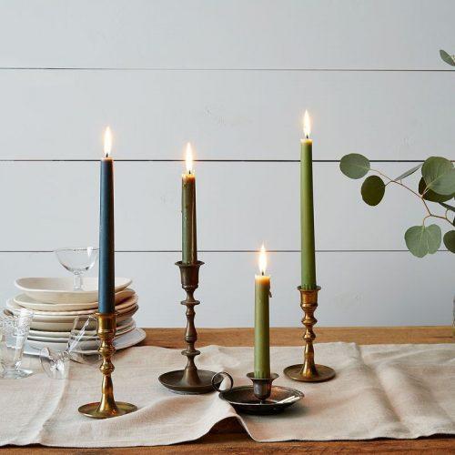 Taper Candles & Candlesticks