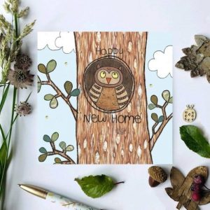 Flossy Teacake New Home Owl Woodland Card - il 794xN.2501295779 gq3h 500x500