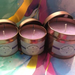 Black Opium Luxury Scented Soy Wax Candle – 220ml
