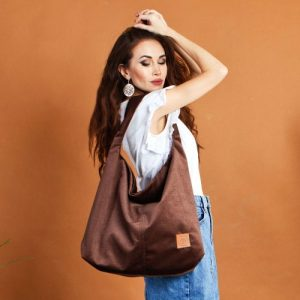 Mili Chic MC7 bag – brązowa