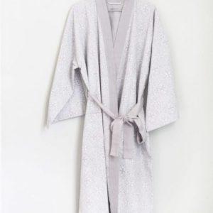 Unisex Hotel Robe 2 ply – Beige