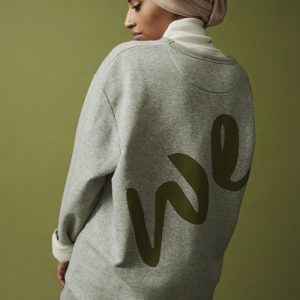 Organic We Sweatshirt