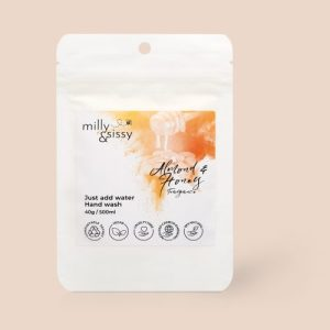 Zero Waste Hand Wash Honey & Almond refill sachet