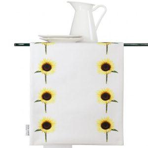 Table Runner, Sunflowers