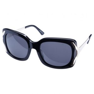 Kyoto Premium ACETATE Sunglasses – Black- Sunheroes