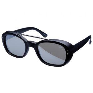 Sputnik Premium Sunglasses Matt Black – Sunheroes