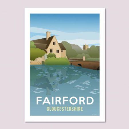 Fairford Poster