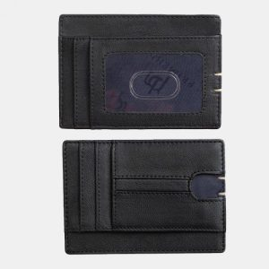 Texan Slim Card Black Wallet - 4803 - 4803 bl ph 500x500