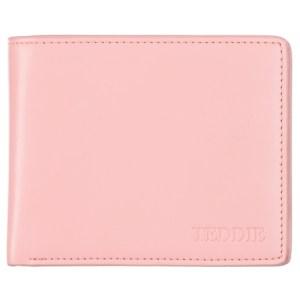 Teddie London Luxury Soft Pale Pink Wallet Purse PU - 5060851790012.PP02 500x500