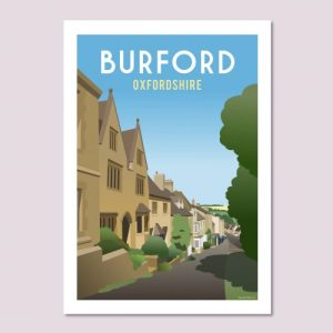 Burford Poster