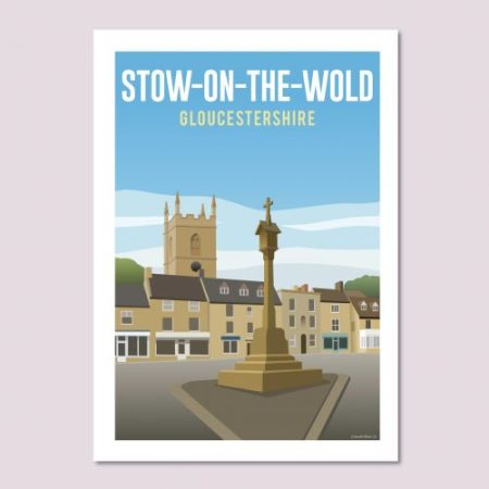 Stow-on-the-Wold Poster