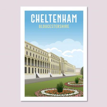 Cheltenham Poster