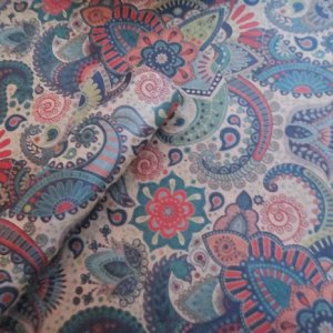 Paisley Craft Gift Wrapping Paper (10nos.)
