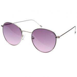 IL CAPO Sunglasses – Light Gold frame with Light Grey lenses – Sunheroes