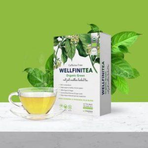 Wellfinitea Organic Green