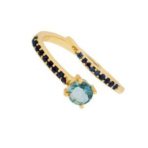 Alisa Blue Ring - Anillo Alisa Azul 1000x1000 crop center 500x500