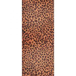 Lux Eco-friendly leopard print Yoga mat